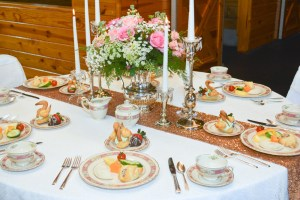 High Tea Reception Knoxville, TN Venue Catering