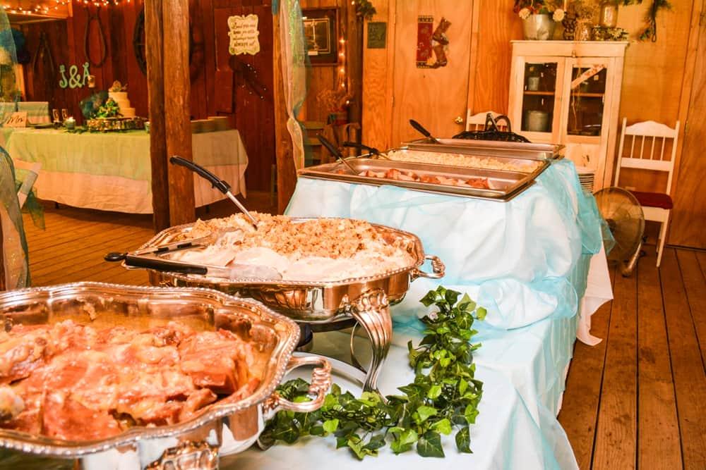 Gourmet Dinner buffet