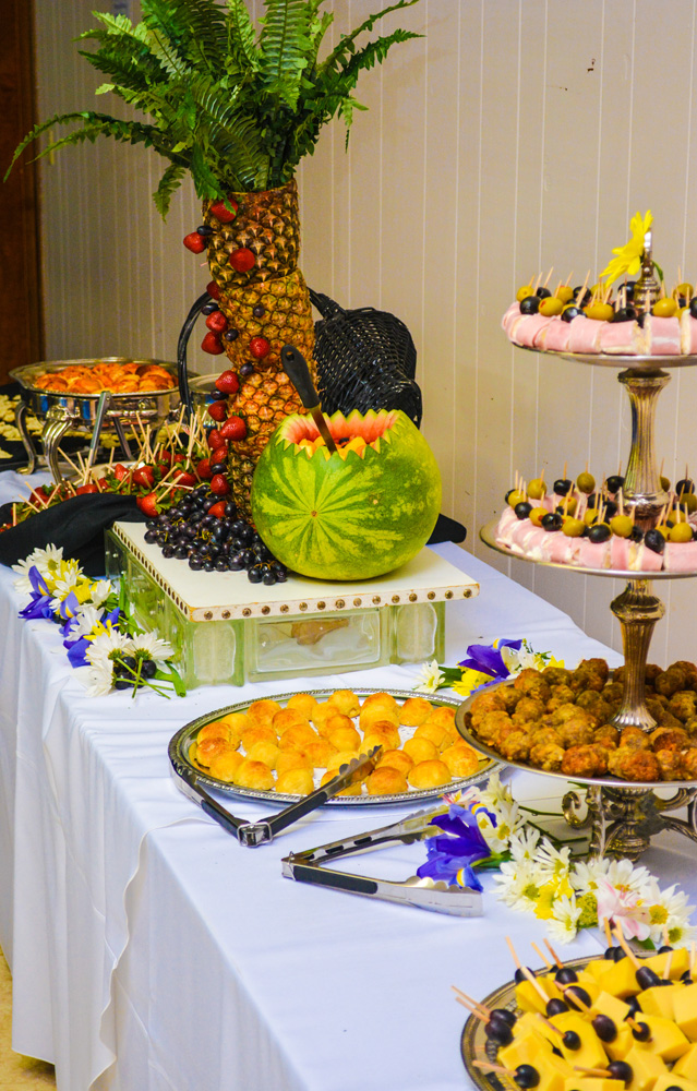 Gourmet Wedding Catering