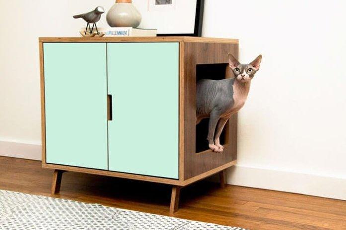 Modern pet house inspiration