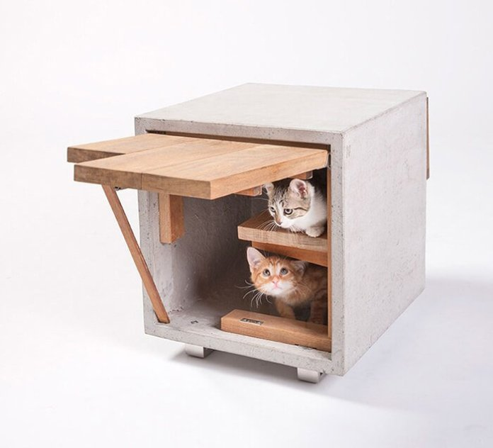 Multifunctional pet house ideas