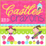 Super Cute New Blog~Castles & Crayons