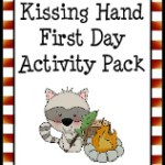 KISSING HAND LINKY PARTY