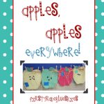 Apples and Spoookiness!
