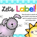 Label It! Pack and a Freebie!