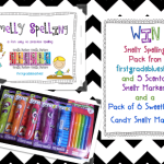 Smelly Spelling Giveaway and Freebie!