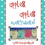 Apples ARE Going to be Everywhere! Freebie, Too!