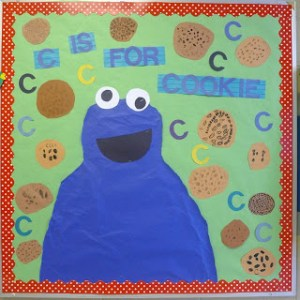 Random and C is for Cookie