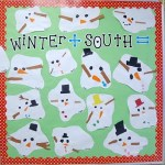 Melted Snowman Bulletin Board & Freebie Pack