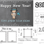 New Year Freebie Pack and Sale