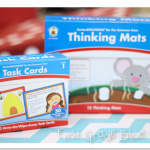 Carson-Dellosa Thinking Mats and Task Cards Giveaway!
