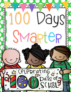 100 Days Smarter Pack {FREEBIE}