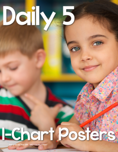 Daily 5 {Second Edition} FREEBIE and Book Study Ch 7