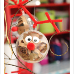 Christmas Crafts in the Classroom: Reindeer Ornaments