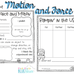 STEM Force and Motion FREEBIE