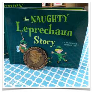The Naughty Leprechaun Giveaway