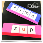 Making Words FREEBIE, My Birthday Frame,  and a SALE!