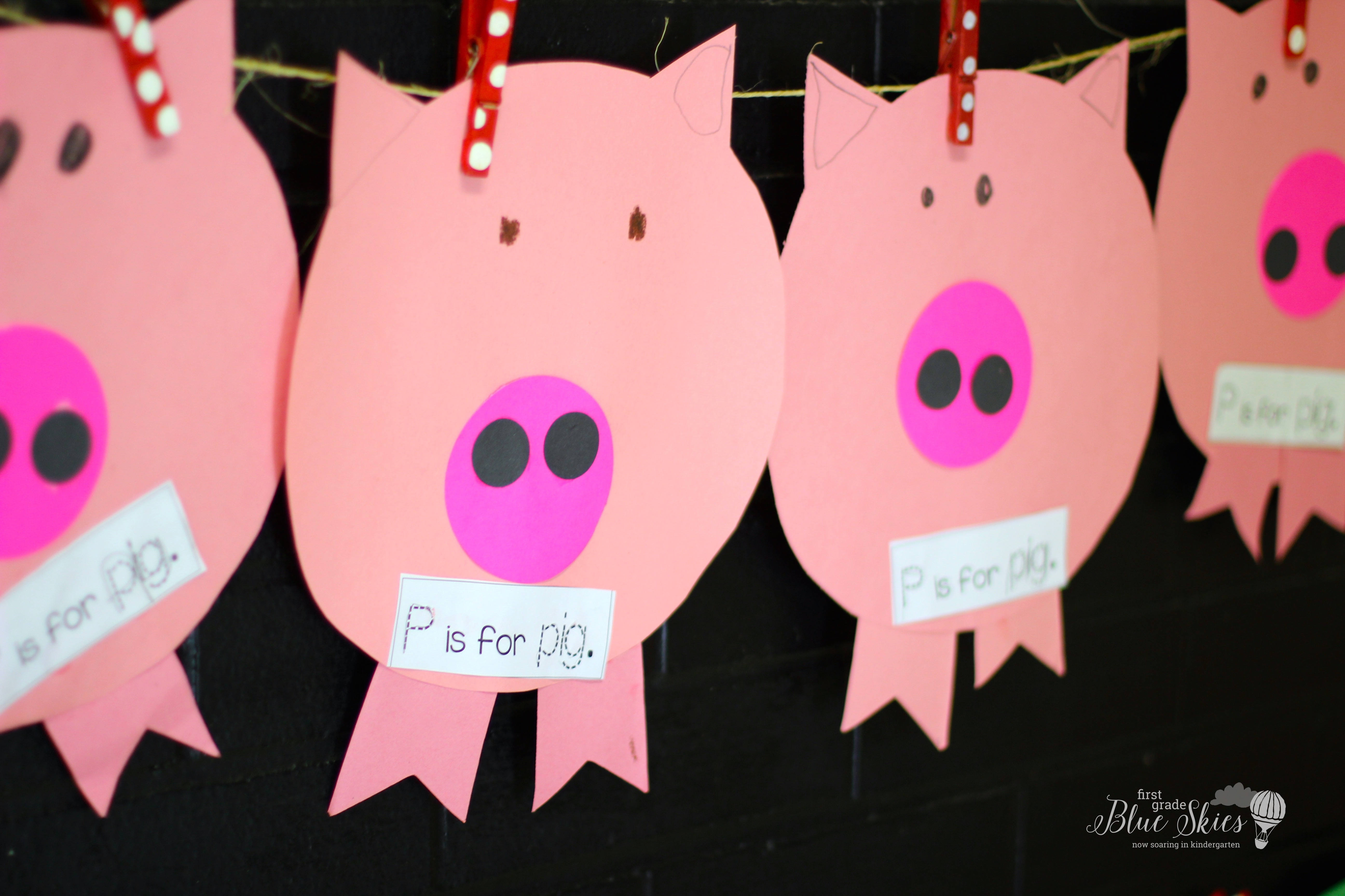 Ways To Display Student Work And More Letter Crafts