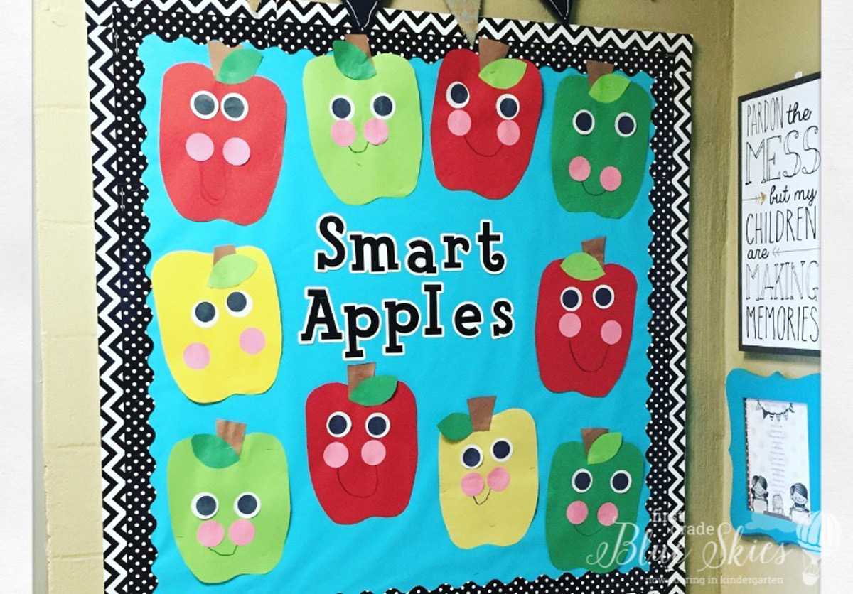 Apple Ideas For Teachers And Letters R U