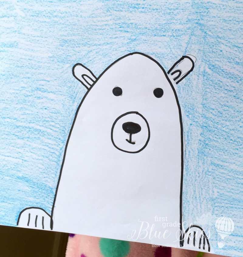 Polar Bear Directed DRawing