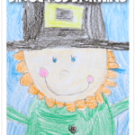 Leprechaun Directed Drawing