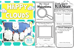 Cloud-Printables-First-GRade
