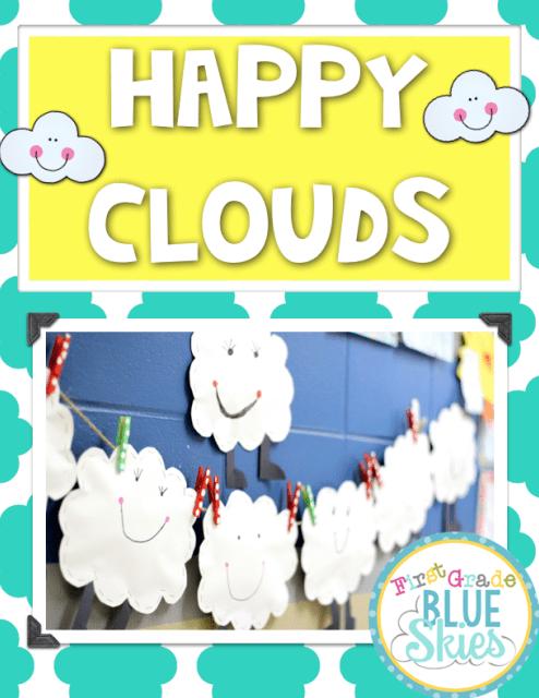 Clouds-First-Grade