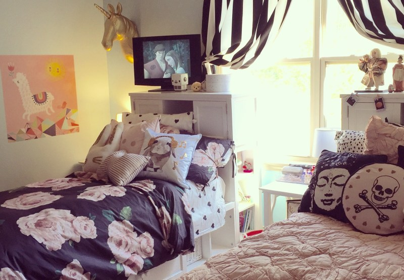 children's bedroom remodel