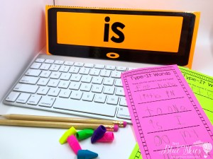 Sight Word Station Freebie