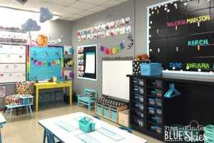 Kindergarten Classroom Reveal 2016-17