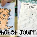 Alphabet Journal in Kindergarten