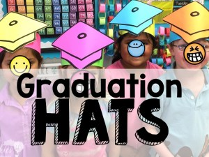 Graduation Hat Patterns and Tags
