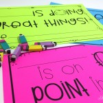 Positive Notes for Students and Parents