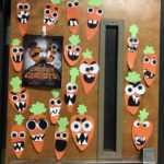 Creepy Carrots Craft