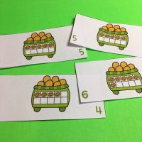 St. Patrick's Day Prepositions, Hundred Chart Mystery and Make a Ten