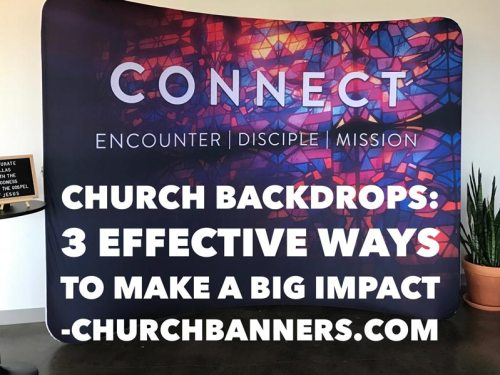 Church-Backdrops