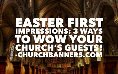 Easter First Impressions: 3 ways to wow your guests