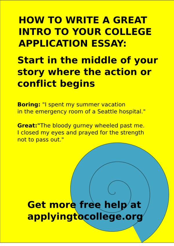 essay for scholarship examples