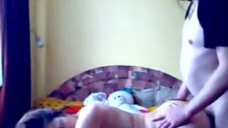 Home video of real incest
