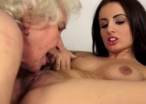 My first sex with Grandma