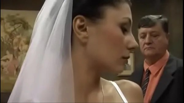 The day of my wedding fucking with his father