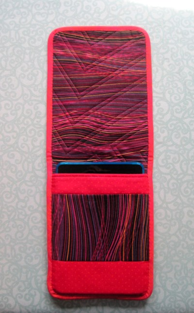2013-3, Lee's ipad Mini cover, open