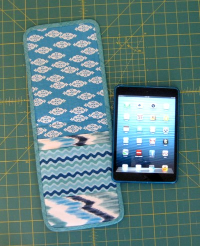 2013-3, Peg's iPad Mini cover