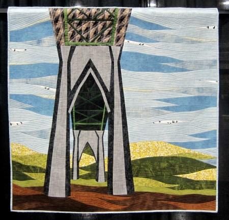 Bridge Challenge, A Path to St Johns, Carol Wilborn