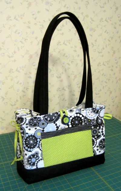 Central Park tote 1