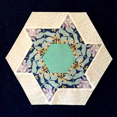 Kaleido Spinner block