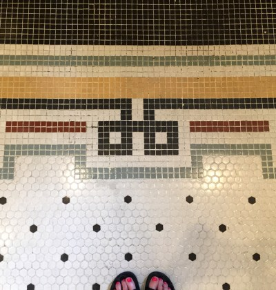 Seattle inside Union Station aug 2016