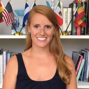 Development and Communications Coordinator, Madeline Gordon