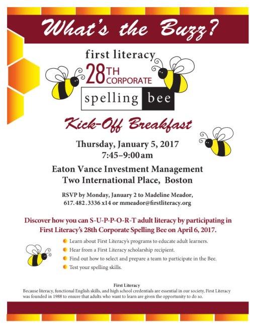 Bee Breakfast Evite