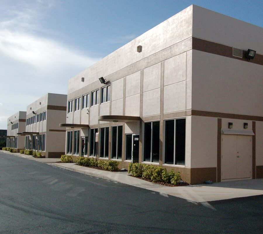 Warehouse & Logistics Site Real Estate & Leasing